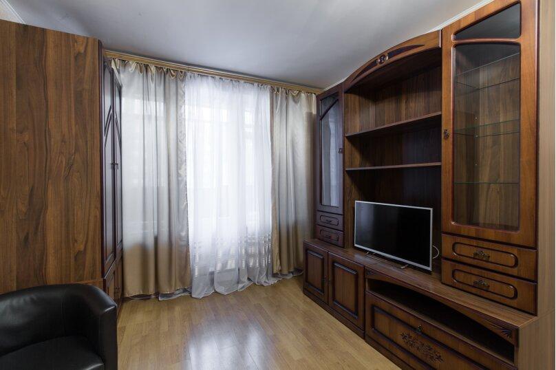 1-комн. квартира, 36 кв.м. на 2 человека, улица Красина, 17, Москва - Фотография 46