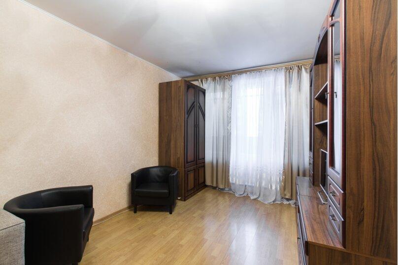 1-комн. квартира, 36 кв.м. на 2 человека, улица Красина, 17, Москва - Фотография 49