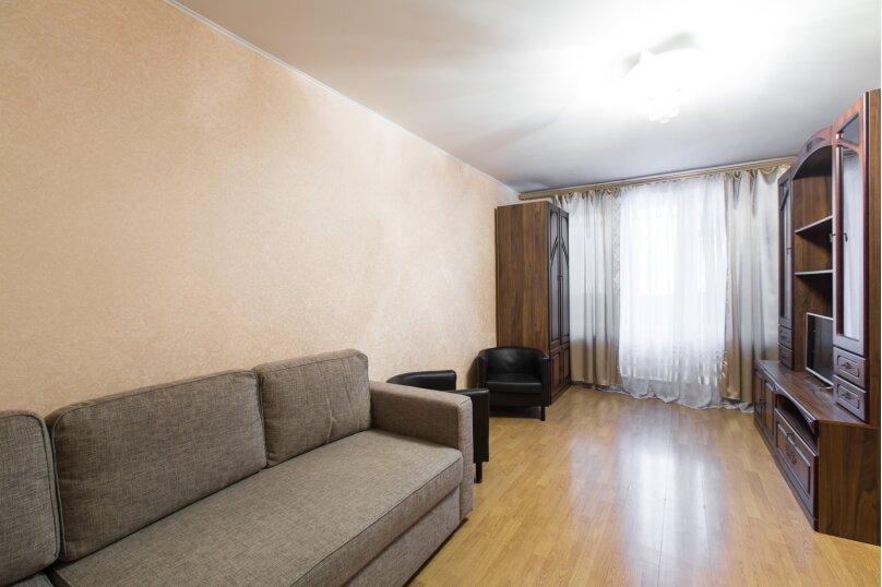 1-комн. квартира, 36 кв.м. на 2 человека, улица Красина, 17, Москва - Фотография 50