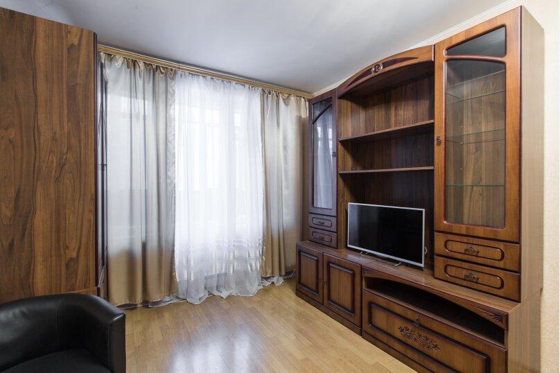1-комн. квартира, 36 кв.м. на 2 человека, улица Красина, 17, Москва - Фотография 1