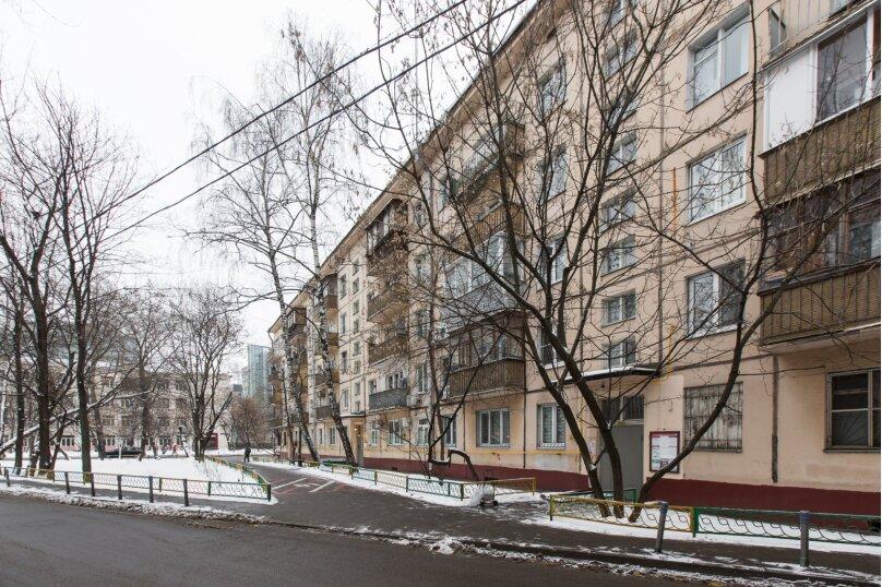 1-комн. квартира, 36 кв.м. на 2 человека, улица Красина, 17, Москва - Фотография 67