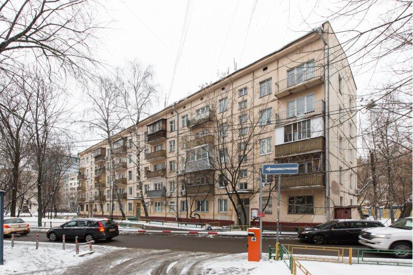 1-комн. квартира, 36 кв.м. на 2 человека, улица Красина, 17, Москва - Фотография 70
