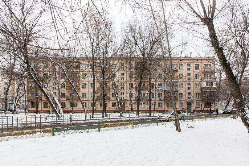 1-комн. квартира, 36 кв.м. на 2 человека, улица Красина, 17, Москва - Фотография 71