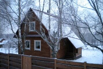 Дом в Русской деревне, 90 кв.м. на 8 человек, 2 спальни, д. Заречье, Центральная, 9, Луга - Фотография 1