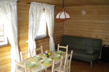 Дом в Русской деревне, 90 кв.м. на 8 человек, 2 спальни, д. Заречье, Центральная, Луга - Фотография 4