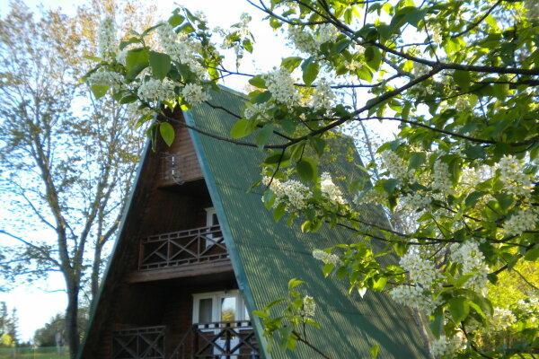 Дом в Русской деревне с видом на реку на 6 человек, 2 спальни