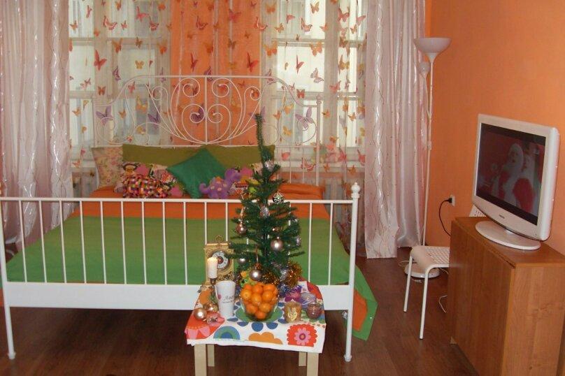 1-комн. квартира, 45 кв.м. на 7 человек, Садовая улица, 32, Санкт-Петербург - Фотография 6