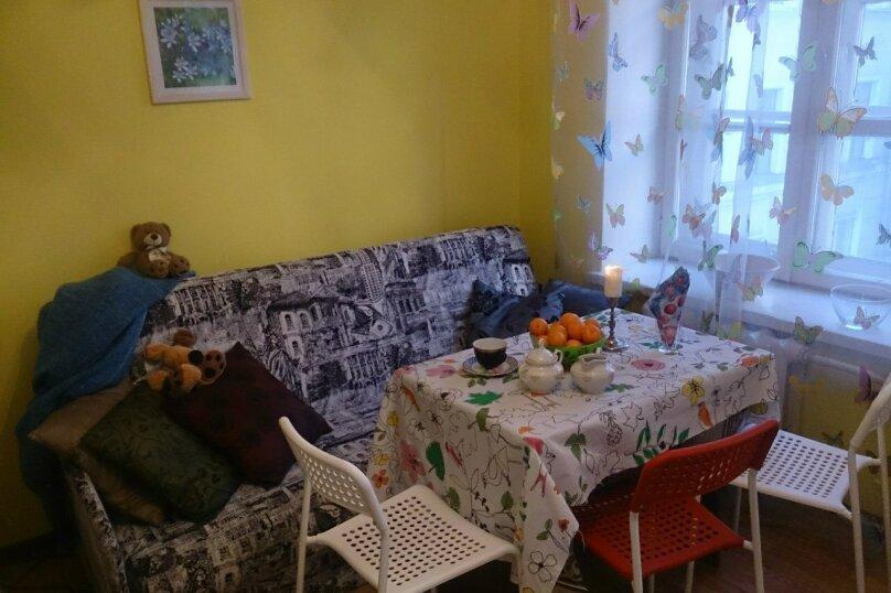1-комн. квартира, 45 кв.м. на 7 человек, Садовая улица, 32, Санкт-Петербург - Фотография 9