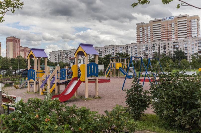 1-комн. квартира, 38 кв.м. на 4 человека, улица Белы Куна, 1к2, Санкт-Петербург - Фотография 3