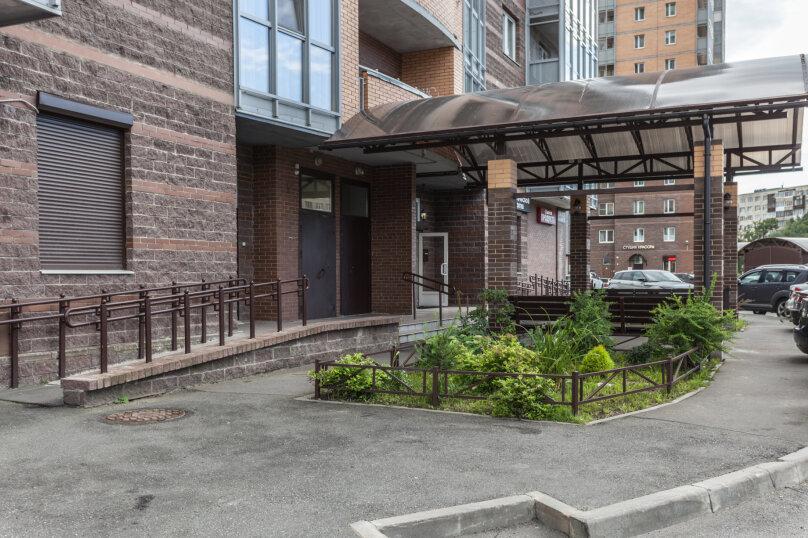 1-комн. квартира, 38 кв.м. на 4 человека, улица Белы Куна, 1к2, Санкт-Петербург - Фотография 4