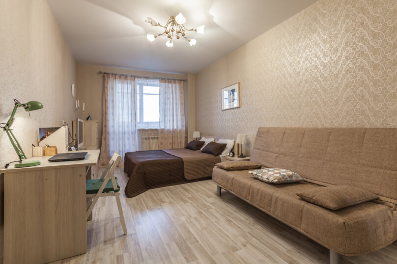 1-комн. квартира, 38 кв.м. на 4 человека, улица Белы Куна, 1к2, Санкт-Петербург - Фотография 7