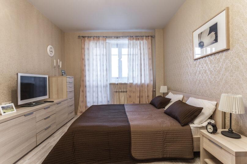 1-комн. квартира, 38 кв.м. на 4 человека, улица Белы Куна, 1к2, Санкт-Петербург - Фотография 9