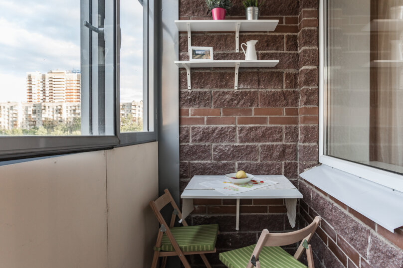 1-комн. квартира, 38 кв.м. на 4 человека, улица Белы Куна, 1к2, Санкт-Петербург - Фотография 13