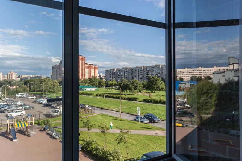 1-комн. квартира, 38 кв.м. на 4 человека, улица Белы Куна, 1к2, Санкт-Петербург - Фотография 14