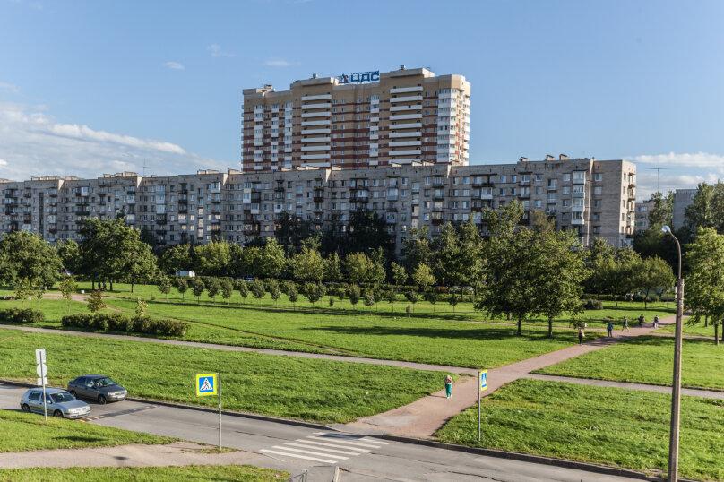 1-комн. квартира, 38 кв.м. на 4 человека, улица Белы Куна, 1к2, Санкт-Петербург - Фотография 15