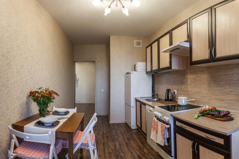 1-комн. квартира, 38 кв.м. на 4 человека, улица Белы Куна, 1к2, Санкт-Петербург - Фотография 18
