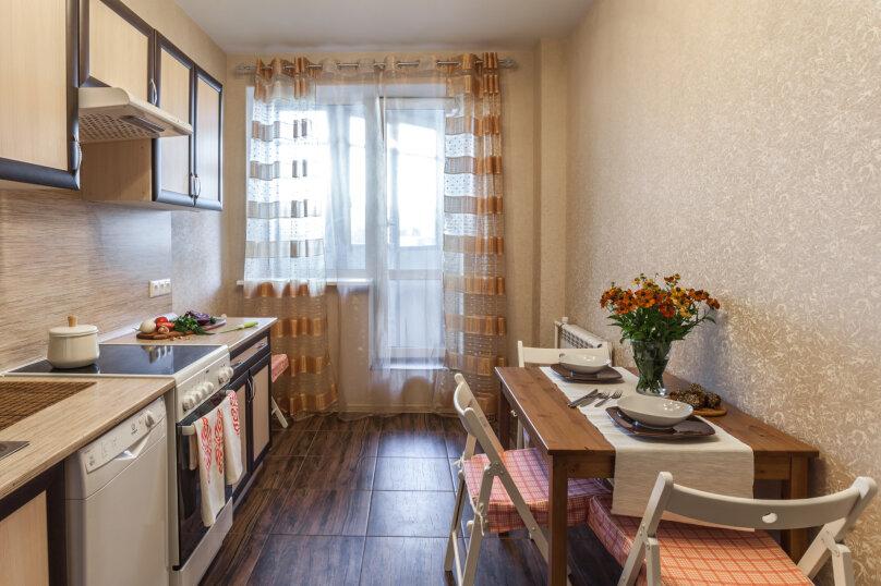 1-комн. квартира, 38 кв.м. на 4 человека, улица Белы Куна, 1к2, Санкт-Петербург - Фотография 20