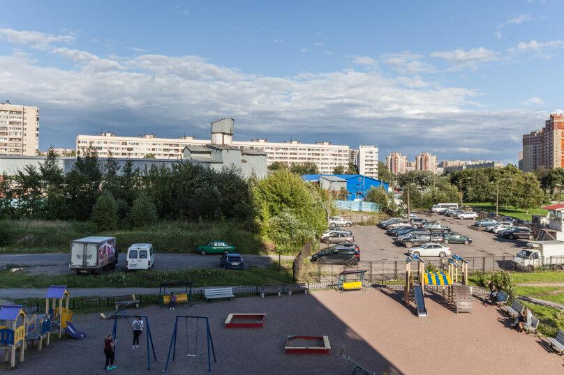 1-комн. квартира, 38 кв.м. на 4 человека, улица Белы Куна, 1к2, Санкт-Петербург - Фотография 21