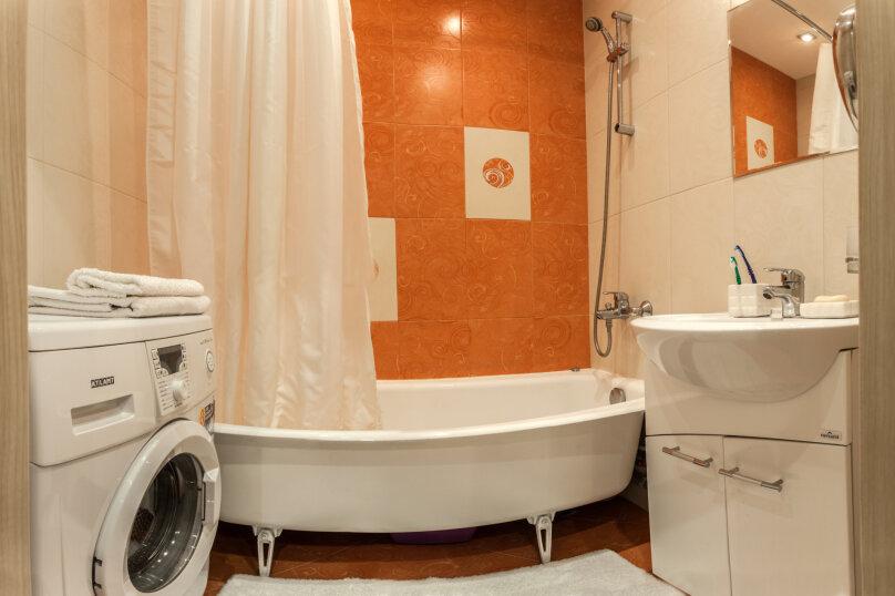 1-комн. квартира, 38 кв.м. на 4 человека, улица Белы Куна, 1к2, Санкт-Петербург - Фотография 24