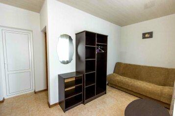 Апартаменты:  Номер, Люкс, 4-местный (3 основных + 1 доп), 1-комнатный, Мини-отель, улица Болдина, 15 на 4 номера - Фотография 3