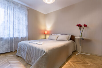 2-комн. квартира, 64 кв.м. на 6 человек, улица Плющиха, 27, Москва - Фотография 2