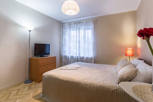 2-комн. квартира, 64 кв.м. на 6 человек, улица Плющиха, 27, Москва - Фотография 1