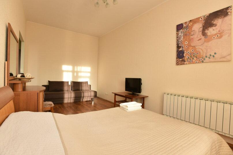 1-комн. квартира, 44 кв.м. на 4 человека, улица Шейнкмана, 111, Екатеринбург - Фотография 5