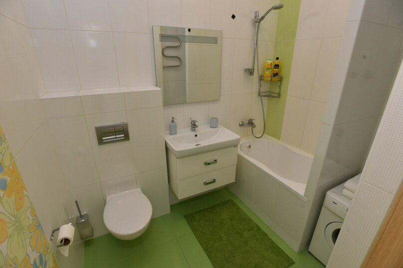 1-комн. квартира, 44 кв.м. на 4 человека, улица Шейнкмана, 111, Екатеринбург - Фотография 9