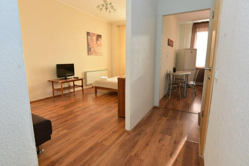 1-комн. квартира, 44 кв.м. на 4 человека, улица Шейнкмана, 111, Екатеринбург - Фотография 12