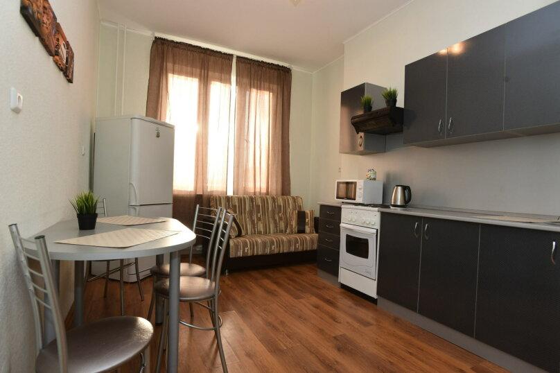 1-комн. квартира, 44 кв.м. на 4 человека, улица Шейнкмана, 111, Екатеринбург - Фотография 13