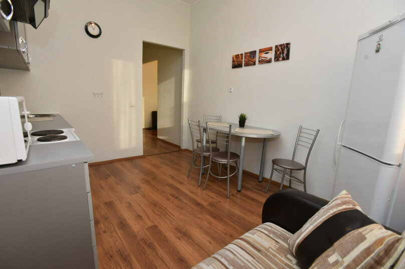 1-комн. квартира, 44 кв.м. на 4 человека, улица Шейнкмана, 111, Екатеринбург - Фотография 17