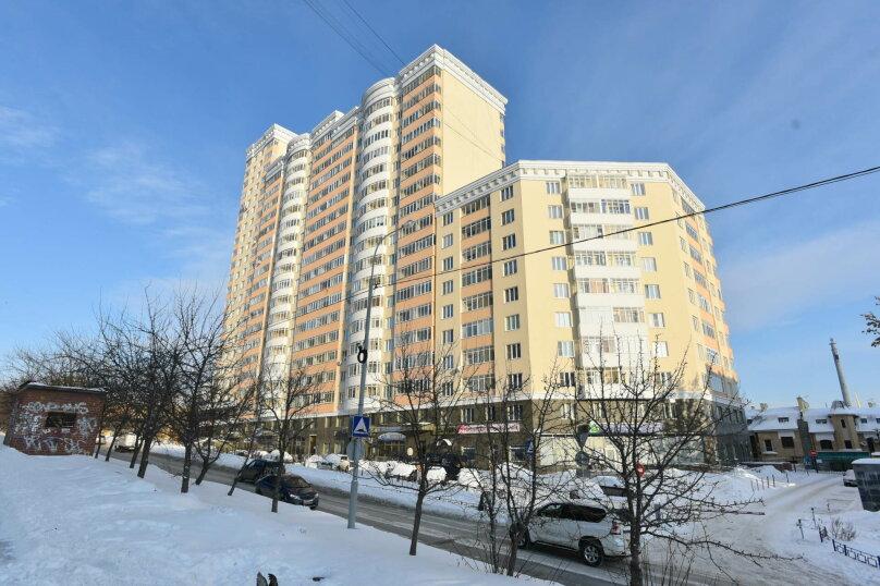 1-комн. квартира, 44 кв.м. на 4 человека, улица Шейнкмана, 111, Екатеринбург - Фотография 21