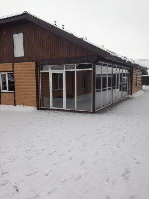Два Дома на одном участке, Якты-Куль, Центральная на 2 номера - Фотография 1