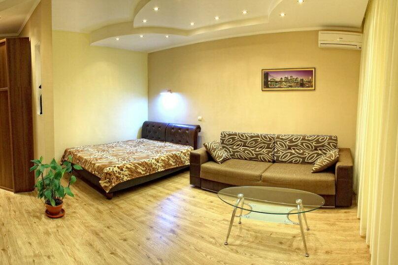 1-комн. квартира, 35 кв.м. на 3 человека, Советская улица, 5, Севастополь - Фотография 17