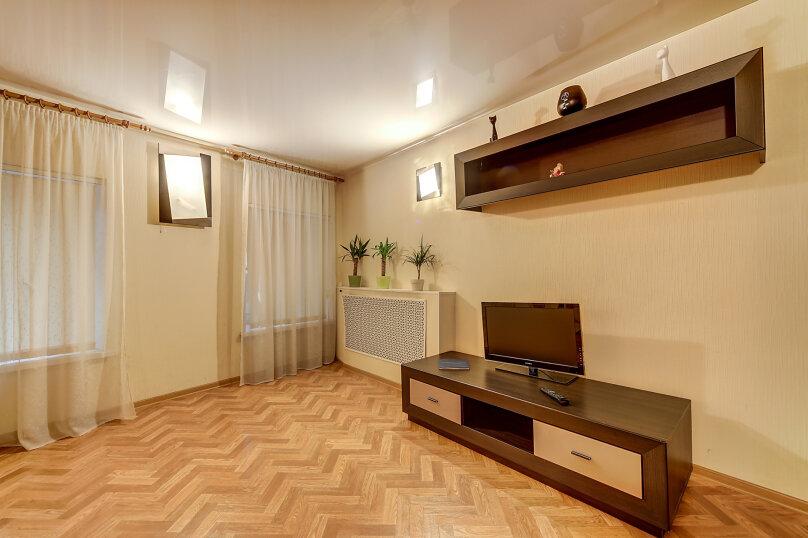 1-комн. квартира, 45 кв.м. на 3 человека, Большая Морская улица, 6, Санкт-Петербург - Фотография 5