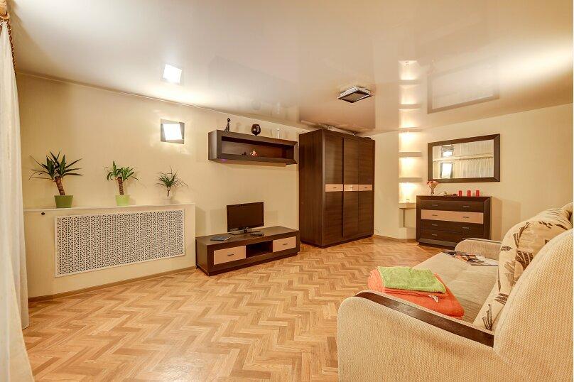 1-комн. квартира, 45 кв.м. на 3 человека, Большая Морская улица, 6, Санкт-Петербург - Фотография 1