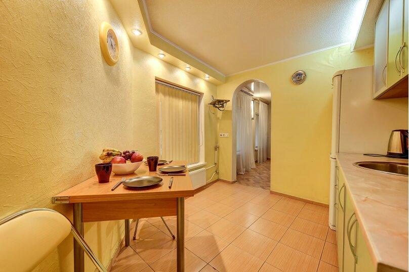 1-комн. квартира, 45 кв.м. на 3 человека, Большая Морская улица, 6, Санкт-Петербург - Фотография 14