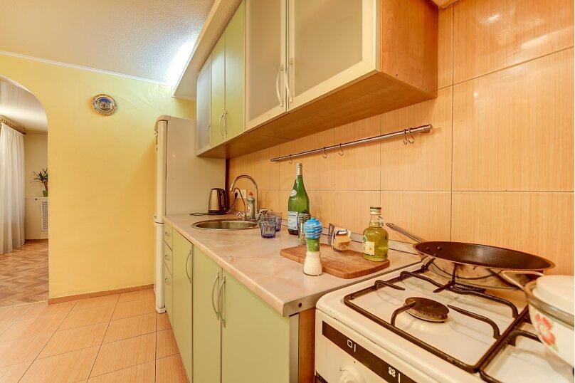 1-комн. квартира, 45 кв.м. на 3 человека, Большая Морская улица, 6, Санкт-Петербург - Фотография 15