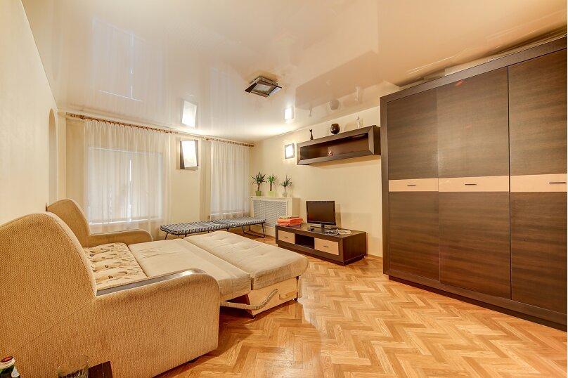 1-комн. квартира, 45 кв.м. на 3 человека, Большая Морская улица, 6, Санкт-Петербург - Фотография 20