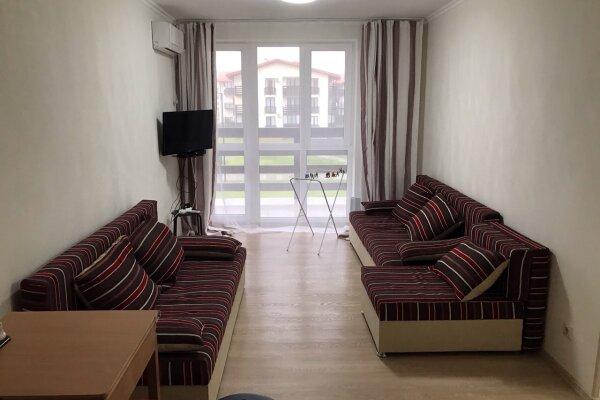 1-комн. квартира, 27 кв.м. на 4 человека, Утришская улица, 31Ак1, село Сукко - Фотография 1