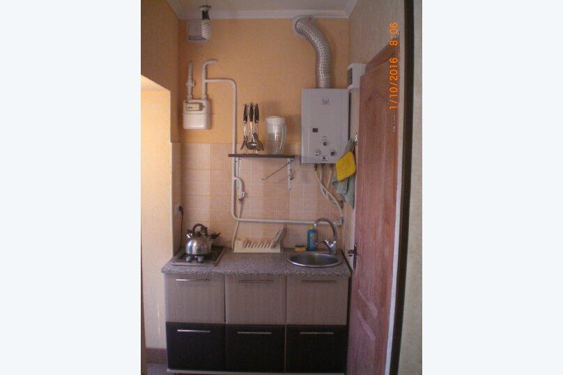 Дом в спальном районе, 21 кв.м. на 3 человека, 1 спальня, Краснофлотский переулок, 10, Феодосия - Фотография 3