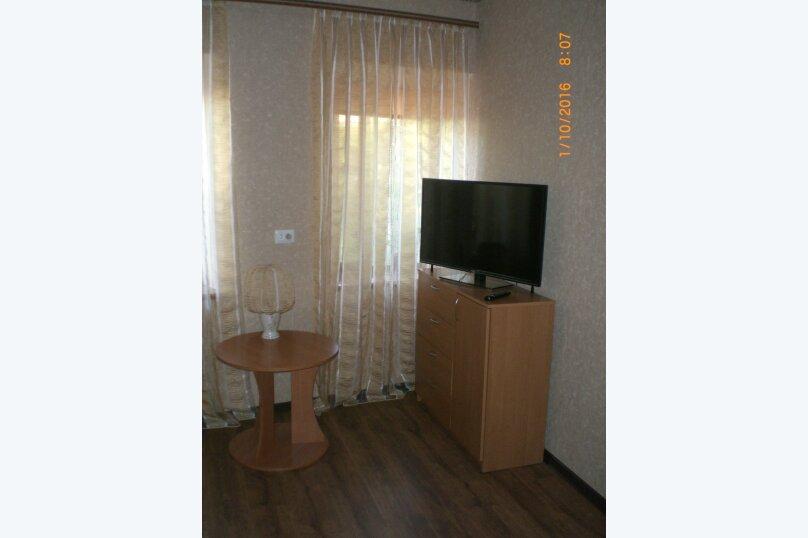 Дом в спальном районе, 21 кв.м. на 3 человека, 1 спальня, Краснофлотский переулок, 10, Феодосия - Фотография 4