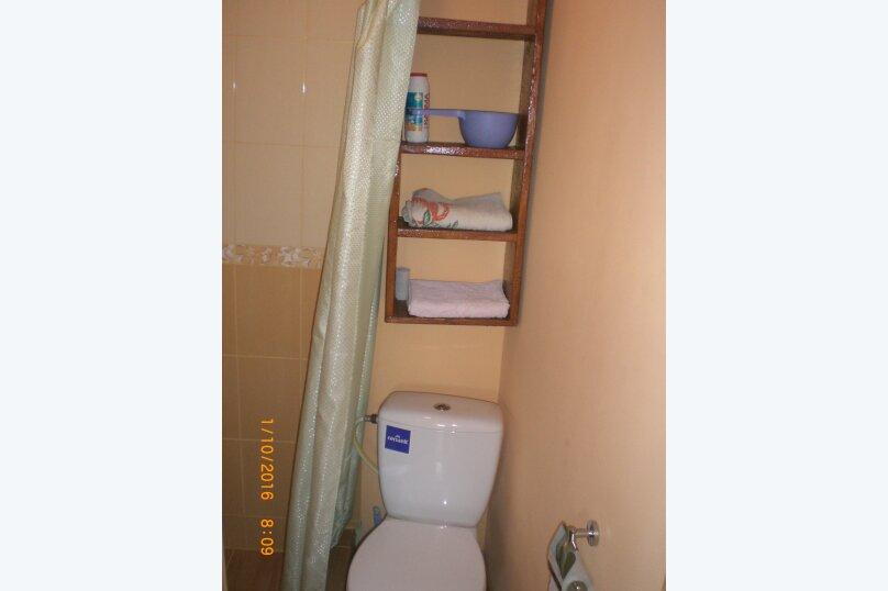 Дом в спальном районе, 21 кв.м. на 3 человека, 1 спальня, Краснофлотский переулок, 10, Феодосия - Фотография 7