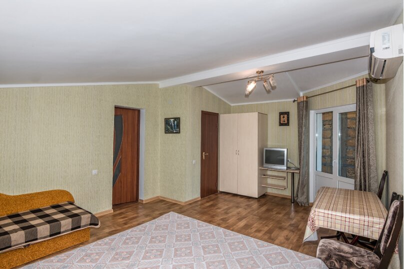 1-комн. квартира, 40 кв.м. на 3 человека, Советская улица, 52, Симеиз - Фотография 6