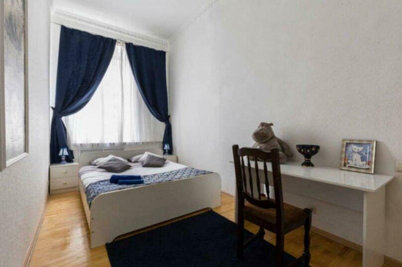 3-комн. квартира, 77 кв.м. на 4 человека, улица Переверткина, 46, Воронеж - Фотография 1
