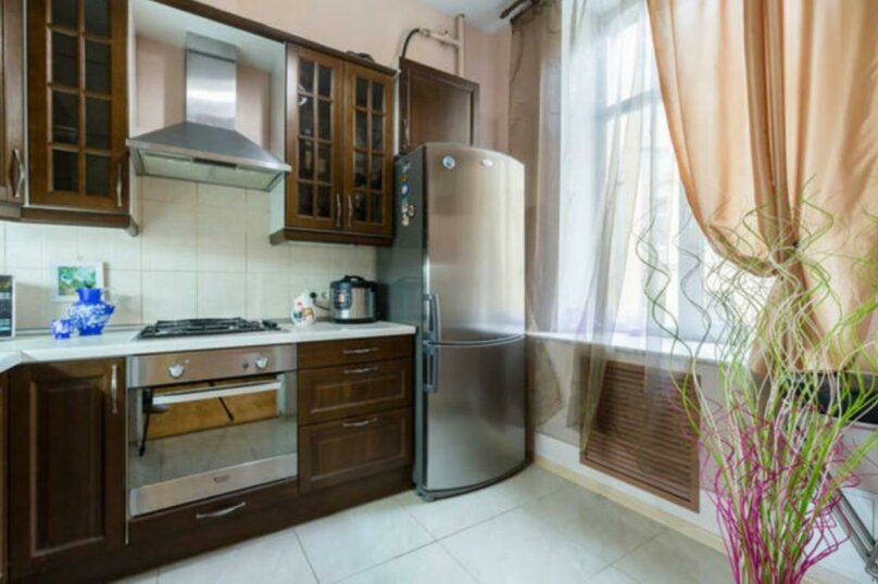 3-комн. квартира, 77 кв.м. на 4 человека, улица Переверткина, 46, Воронеж - Фотография 4