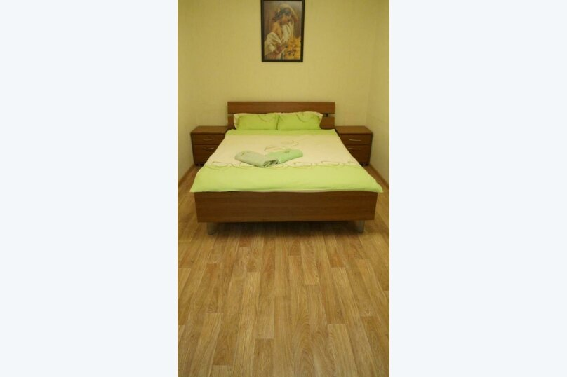 2-комн. квартира, 65 кв.м. на 4 человека, улица Переверткина, 28, Воронеж - Фотография 5