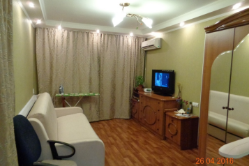 1-комн. квартира, 32 кв.м. на 3 человека, улица Красной Позиции, 9Б, Казань - Фотография 1