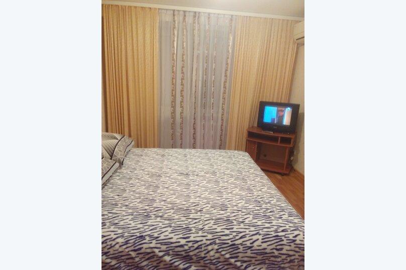 2-комн. квартира, 50 кв.м. на 4 человека, улица Ленина, 55, Алушта - Фотография 3