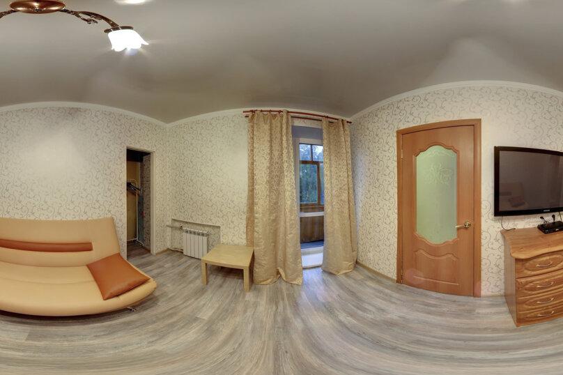 2-комн. квартира, 41 кв.м. на 4 человека, улица Короленко, 19А, Нижний Новгород - Фотография 2
